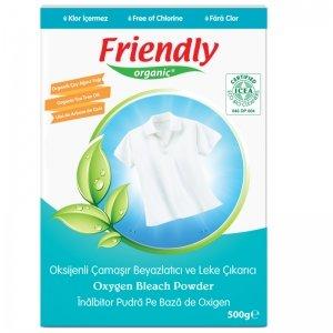 Friendly Органична белина на прах 500гр
